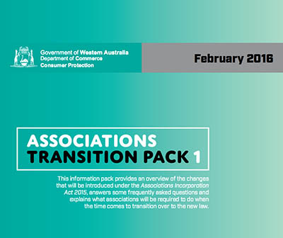 Associations Transition Pack1 cover