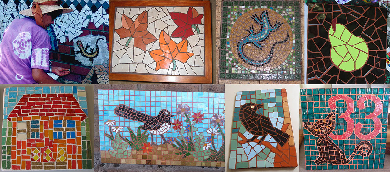 Sample of 1998 - 2015 mosaic projects sample selection